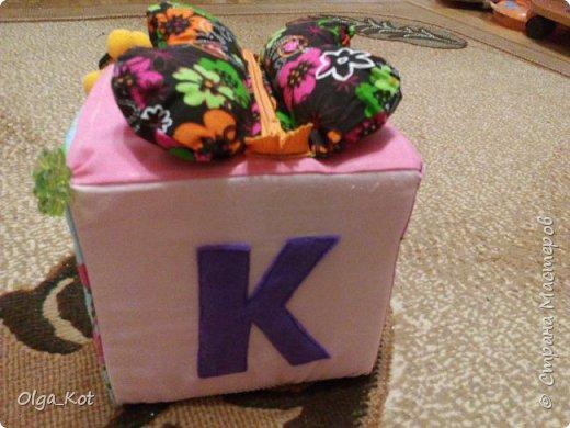 Вот и готовы мои кубики к Дню Рождения доченьки.  фото 48