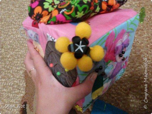 Вот и готовы мои кубики к Дню Рождения доченьки.  фото 54