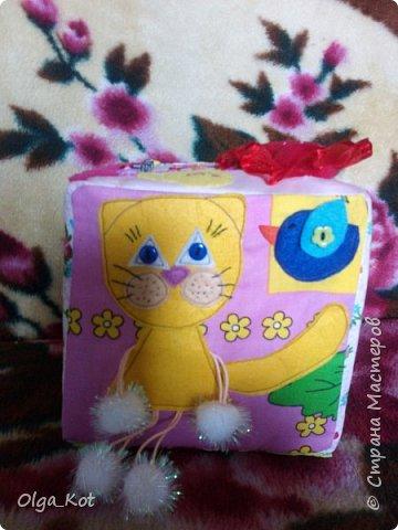 Вот и готовы мои кубики к Дню Рождения доченьки.  фото 56