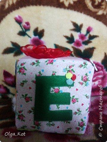 Вот и готовы мои кубики к Дню Рождения доченьки.  фото 57