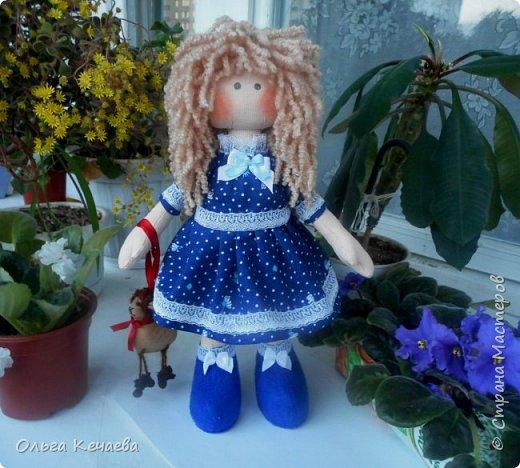 Кукла для маленькой блондинки. фото 3