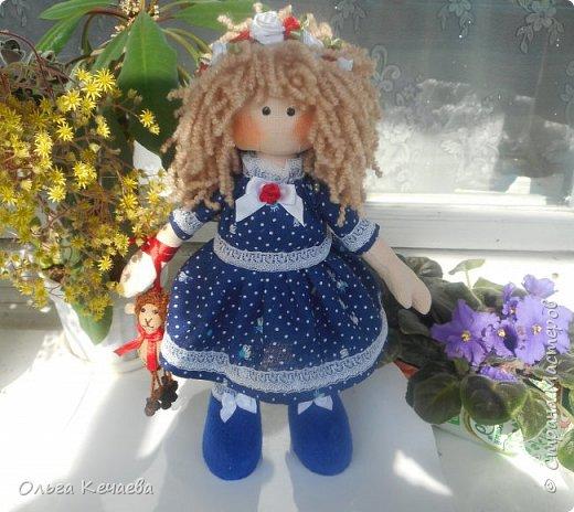 Кукла для маленькой блондинки. фото 2