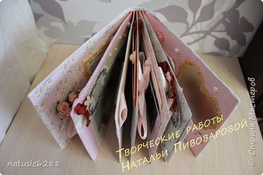 """Фотоальбом """"Розовая свадьба"""" фото 10"""