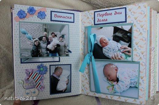 """Фотоальбом """"Первый годик жизни сына"""" фото 5"""