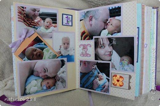 """Фотоальбом """"Первый годик жизни сына"""" фото 6"""