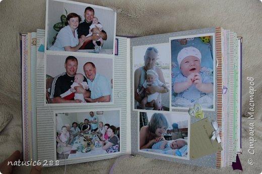 """Фотоальбом """"Первый годик жизни сына"""" фото 9"""