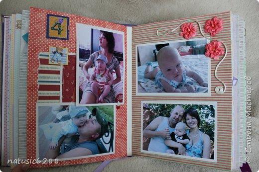 """Фотоальбом """"Первый годик жизни сына"""" фото 10"""