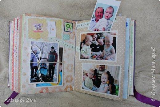 """Фотоальбом """"Первый годик жизни сына"""" фото 16"""