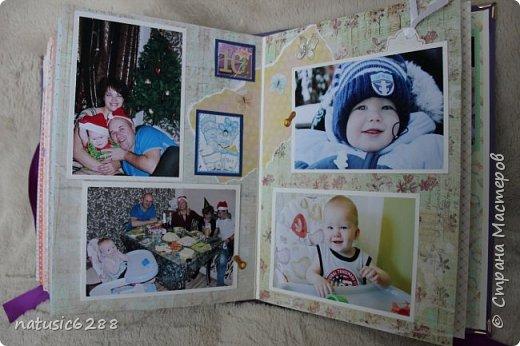 """Фотоальбом """"Первый годик жизни сына"""" фото 18"""