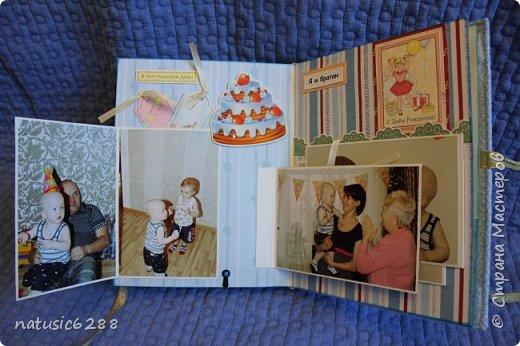 """Фотоальбом """"Мой первый День рождения"""" фото 7"""