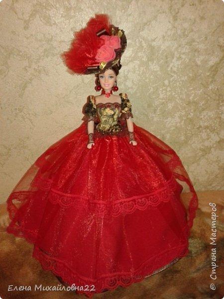 Куклы - шкатулки фото 21