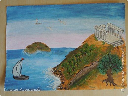 У каждого есть хобби,у меня рисование и шитьё. Какое хобби у вас? Этот  рисунок я рисовала в художественной школе! Груша и апельсин. фото 12
