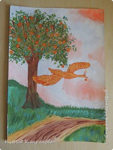 У каждого есть хобби,у меня рисование и шитьё. Какое хобби у вас? Этот  рисунок я рисовала в художественной школе! Груша и апельсин. фото 14