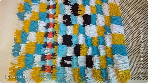 Сделала ещё один ковёр подруге на день рождения. фото 2