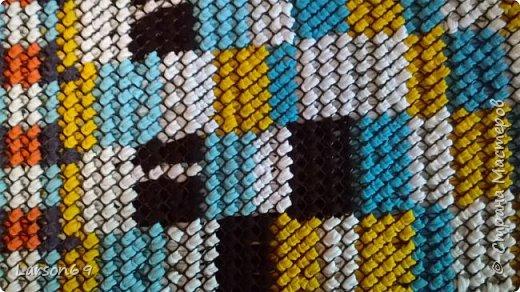 Сделала ещё один ковёр подруге на день рождения. фото 5