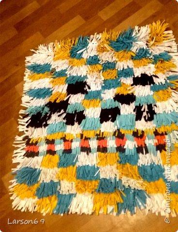 Сделала ещё один ковёр подруге на день рождения. фото 14