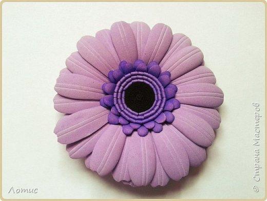Ободочек с оранжевой розой. фото 8