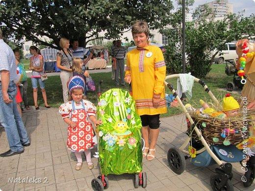 парад колясок в Курчатове 2015 фото 5