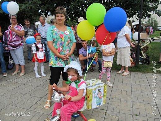 парад колясок в Курчатове 2015 фото 4