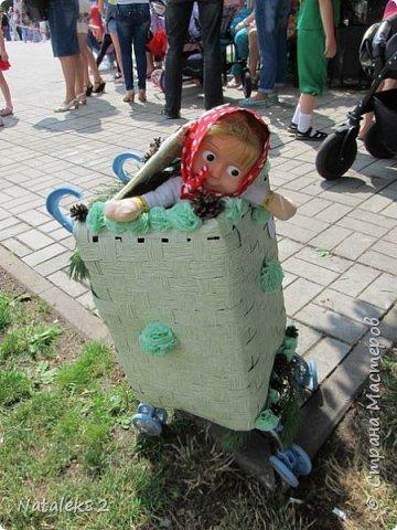 парад колясок в Курчатове 2015 фото 7