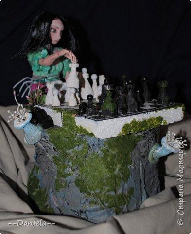 Очередная Алиса (все та же Madness returns) теперь вот подводная Сирена... с шахматами) фото 5