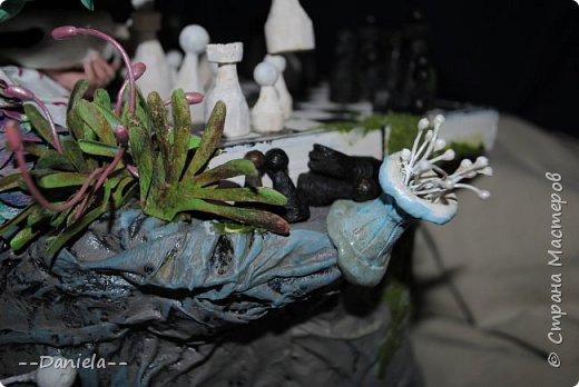 Очередная Алиса (все та же Madness returns) теперь вот подводная Сирена... с шахматами) фото 8