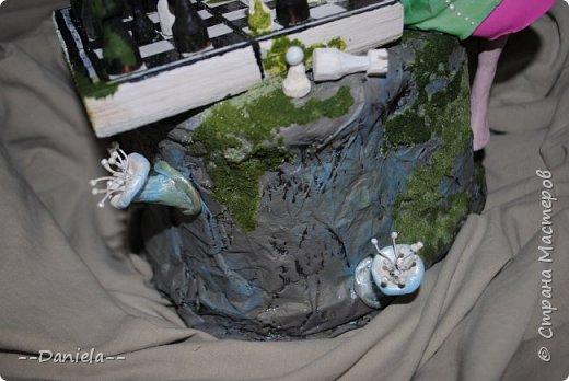 Очередная Алиса (все та же Madness returns) теперь вот подводная Сирена... с шахматами) фото 9