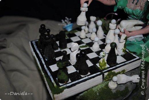 Очередная Алиса (все та же Madness returns) теперь вот подводная Сирена... с шахматами) фото 10