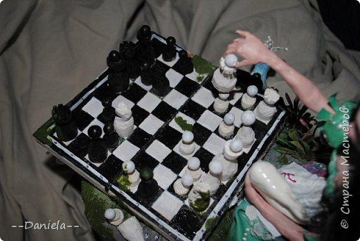 Очередная Алиса (все та же Madness returns) теперь вот подводная Сирена... с шахматами) фото 11