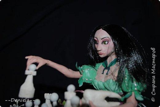 Очередная Алиса (все та же Madness returns) теперь вот подводная Сирена... с шахматами) фото 12