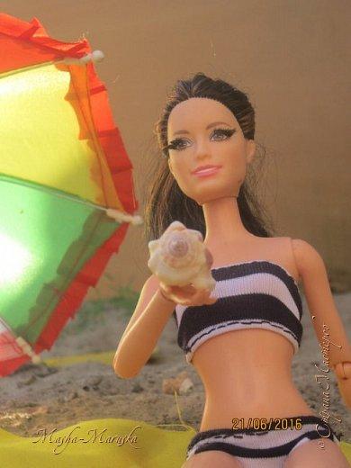 Сегодня мы с Настей пошли на пляж. Надеюсь вам понравится этот блог. фото 8