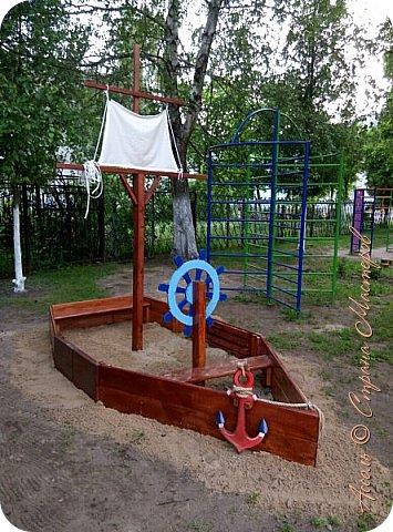 """Добрый вечер, дорогие друзья! Сегодня у нас в садике был день смотра игровых площадок. Приглашаю посмотреть и Вас))) Добро пожаловать в наш сад """"Зеленый огонек""""  фото 9"""