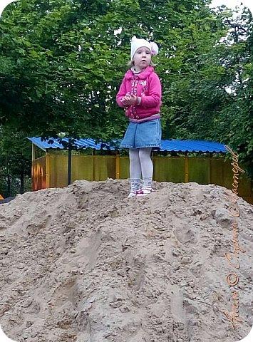 """Добрый вечер, дорогие друзья! Сегодня у нас в садике был день смотра игровых площадок. Приглашаю посмотреть и Вас))) Добро пожаловать в наш сад """"Зеленый огонек""""  фото 16"""