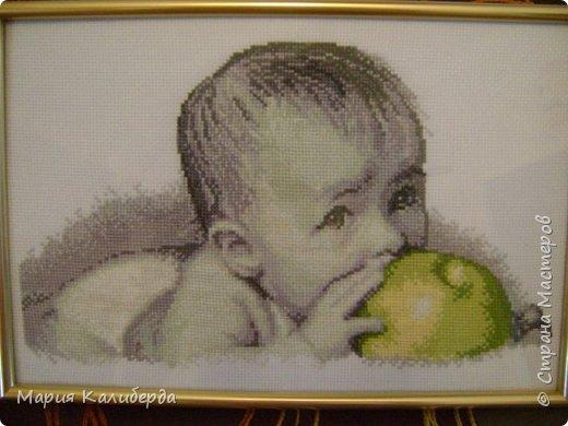 Очень понравился ребенок! вышивала с огромным удовольствием! фото 1