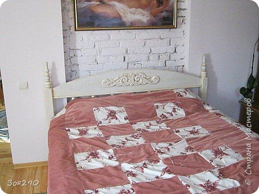 Вот мои вытворки с кроватью. В пару к столику получился гарнитур. фото 4