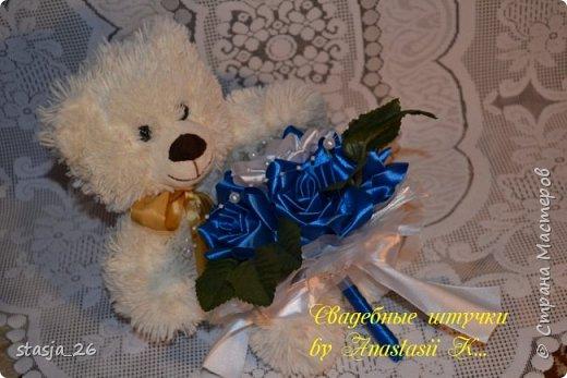 Свадебная пара ...Ушла за немалые деньги на конкурсе... фото 4