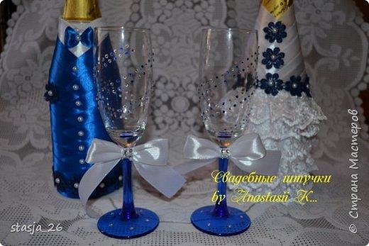Свадебная пара ...Ушла за немалые деньги на конкурсе... фото 2