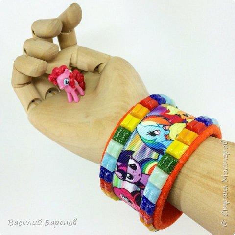 Браслет «Маленькие пони»
