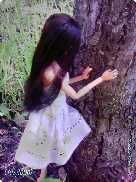 Всем привет.Ну вот и подоспел новый блог)))Сегодня новое платьице представляет Ванесса,но именно в этом блоге ее зовут Айла. фото 2