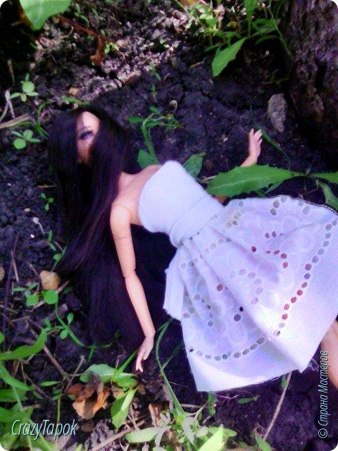 Всем привет.Ну вот и подоспел новый блог)))Сегодня новое платьице представляет Ванесса,но именно в этом блоге ее зовут Айла. фото 4