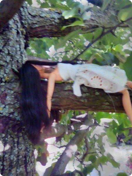 Всем привет.Ну вот и подоспел новый блог)))Сегодня новое платьице представляет Ванесса,но именно в этом блоге ее зовут Айла. фото 8
