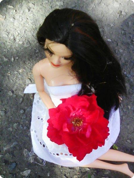 Всем привет.Ну вот и подоспел новый блог)))Сегодня новое платьице представляет Ванесса,но именно в этом блоге ее зовут Айла. фото 12