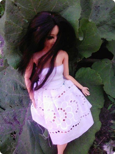Всем привет.Ну вот и подоспел новый блог)))Сегодня новое платьице представляет Ванесса,но именно в этом блоге ее зовут Айла. фото 15