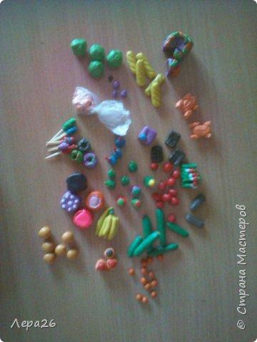 Привет! Сейчас я покажу вам что кушают мои куклы барби. фото 1
