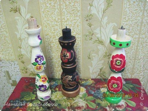 Подсвечники в подарок- готовимся  к отпуску. фото 3