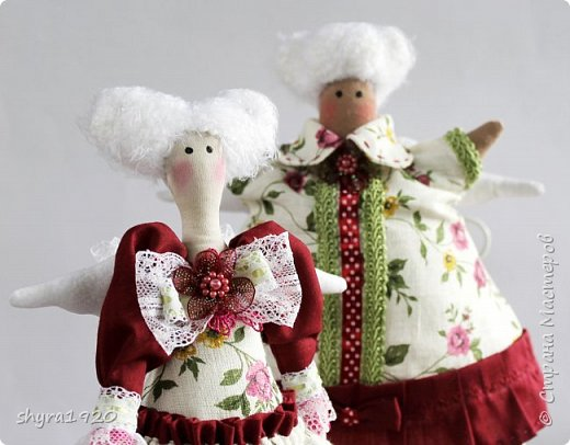 Мои две новые куколки. фото 12