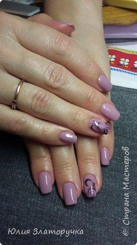 Ногти очень много фото... фото 15