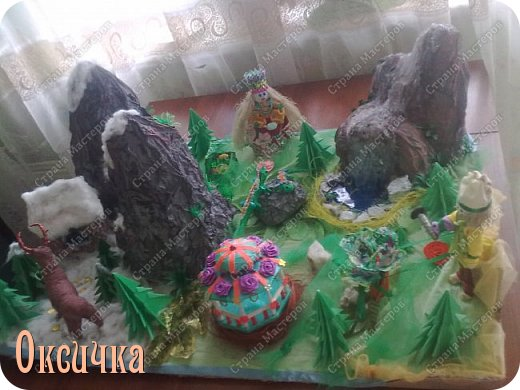 Уральские горы по сказам Бажова фото 1