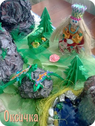 Уральские горы по сказам Бажова фото 3