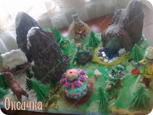 Уральские горы по сказам Бажова фото 6